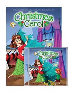 Christmas Carol - director's kit (book/CD) Offer available to choir directors only. Limit one per church. (Please include church name and address.)