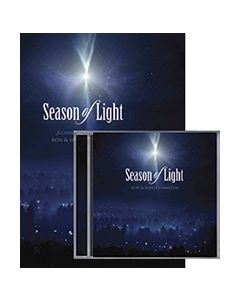 Season of Light - Director's Kit (CD/Book) Offer Available to Choir Directors Only. Limit one per church. (Please include church name and address.)