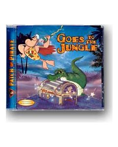 Patch the Pirate Goes to the Jungle - CD