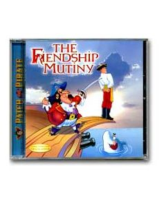 The Friendship Mutiny - CD