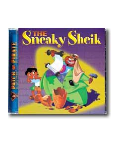 The Sneaky Sheik - CD