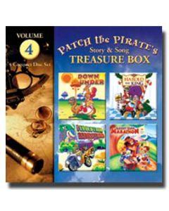 Patch the Pirate's Treasure Box - Vol. 4