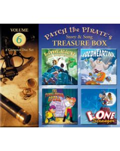Patch the Pirate's Treasure Box - Vol. 6