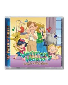 Harmony at Home - CD