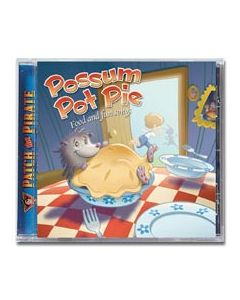 Possum Pot Pie - CD