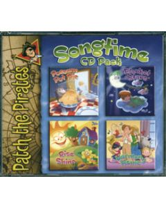 Patch the Pirate Songtime CD Pack