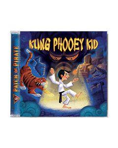 Kung Phooey Kid - CD