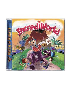 IncrediWorld - CD