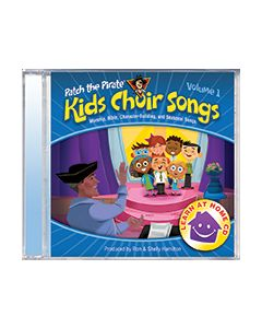 Patch Kids Choir Songs - Soundtrax (Stereo/Split trax) - CD