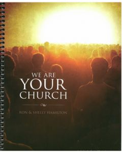 We Are Your Church - Spiral-Bound choral book (with Easter script)