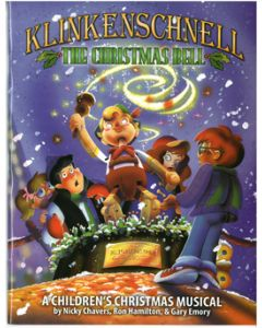 Klinkenschnell, The Christmas Bell - Choral book