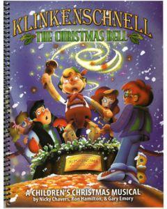 Klinkenschnell, The Christmas Bell - Accompanist Spiral-bound edition