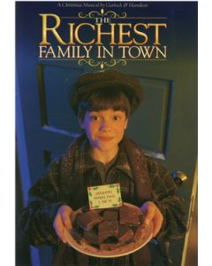 The Richest Family in Town - Choral Book (with Christmas script)