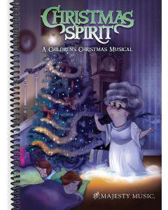 Christmas Spirit - Spiral Choral Book