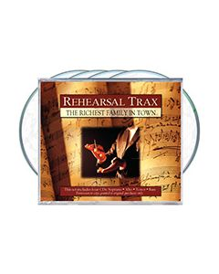 The Richest Family In Town - Rehearsal Trax CDs (Set of 4 CDs)