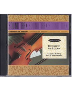 Kidnapped on I-Land - Accompaniment CD