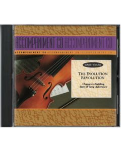 The Evolution Revolution - Patch Trax CD