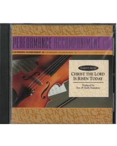 Christ the Lord Is Risen Today - Performance/Accompaniment CD