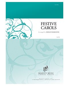 Festive Carols - octavo - (Quantity orders must include church name and address.)