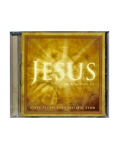 Jesus, My Lord, My God, My All - CD