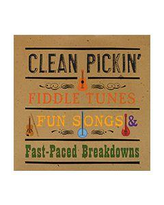 Clean Pickin' - CD