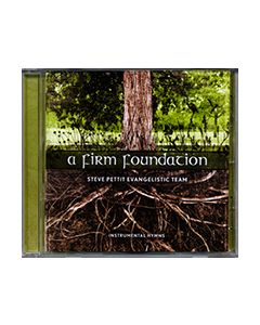 A Firm Foundation - CD