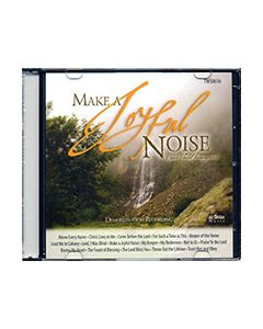 Make A Joyful Noise - CD