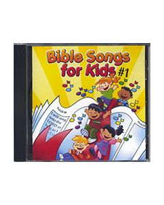 Bible Songs for Kids #1 - CD