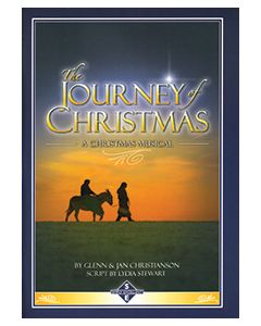 The Journey Of Christmas - choral book - (Quantity orders must include church name and address.)