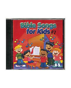Bible Songs for Kids #2 - CD