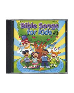 Bible Songs for Kids #3 - CD