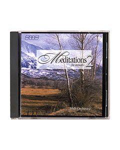 Meditations For Orchestra Vol. 2 - CD