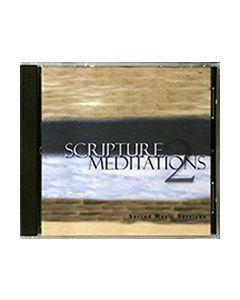 Scripture Meditations Vol. 2 - CD