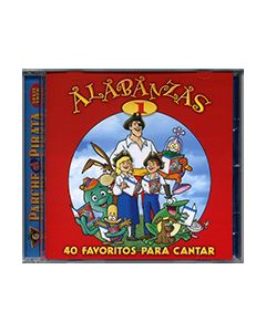 Parche el Pirata Alabanzas 1 - CD