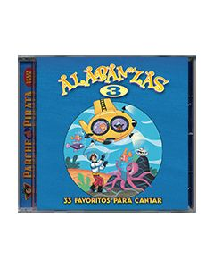 Parche el Pirata Alabanzas 3 - CD