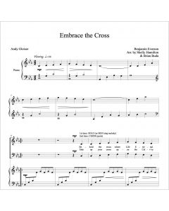 Embrace the Cross - Choral Octavo - Printable Download