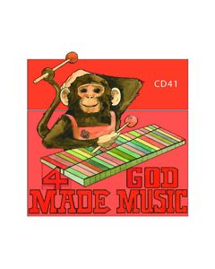 4th Grade - God Made Music (CD #1)