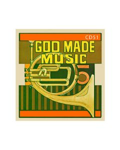 5th Grade - God Made Music (CD #1)
