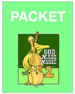 2nd Grade - God Made Music Bundle