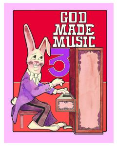 3rd Grade - God Made Music (Student Book)