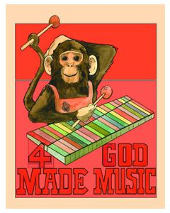 4th Grade - God Made Music (Student Book)