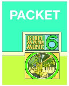 6th Grade - God Made Music Bundle