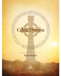 Celtic Hymns - Piano book (Reba Snyder)