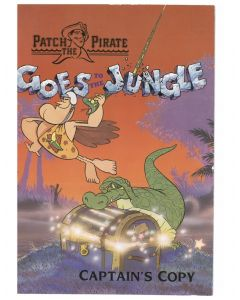 Patch Goes to the Jungle - Choral Book - Digital Download