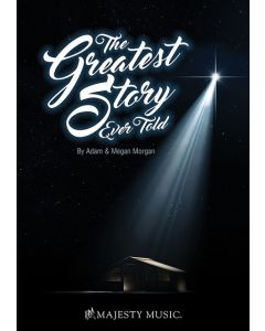 The Greatest Story Ever Told - Accompanist Choral Book (with Christmas script)