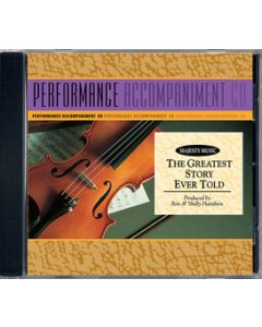 The Greatest Story Ever Told - P/A CD (Performance Accompaniment CD)