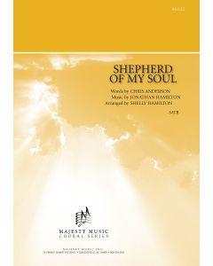Shepherd of My Soul - Choral Octavo