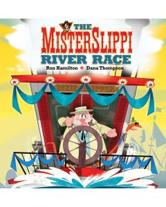 The Misterslippi River Race - Patch the Pirate Storybook