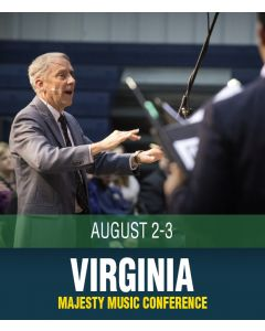 Music Conference Virginia (Aug 2-3)