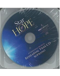 Star of Hope - Rehearsal Trax (Set of 4 CDs)